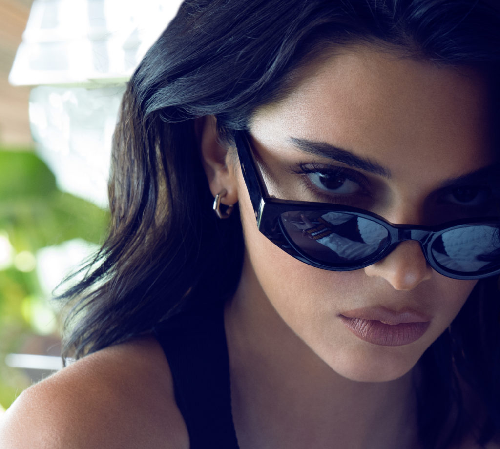 Kendall + Kylie brillen en zonnebrillen - Frames and Faces