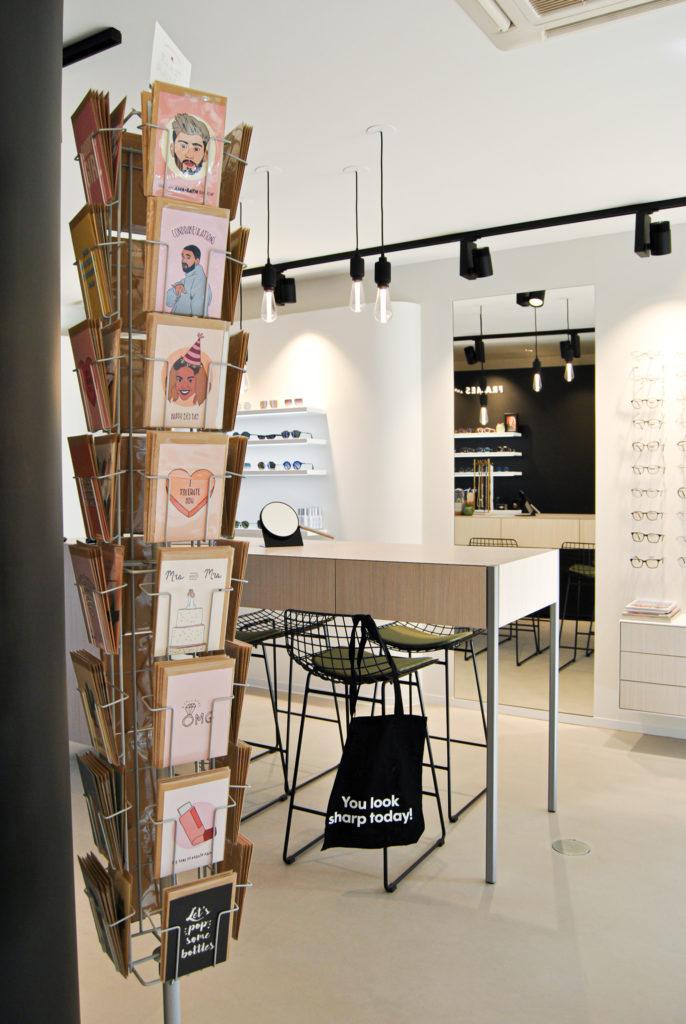 Welkom in de winkel van Frames and Faces winkel - Frames and Faces Deinze