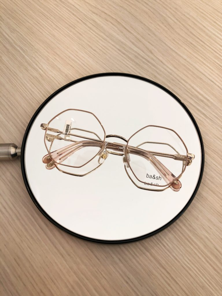 Fancy frames by... Ba&sh • Frames and Faces Deinze