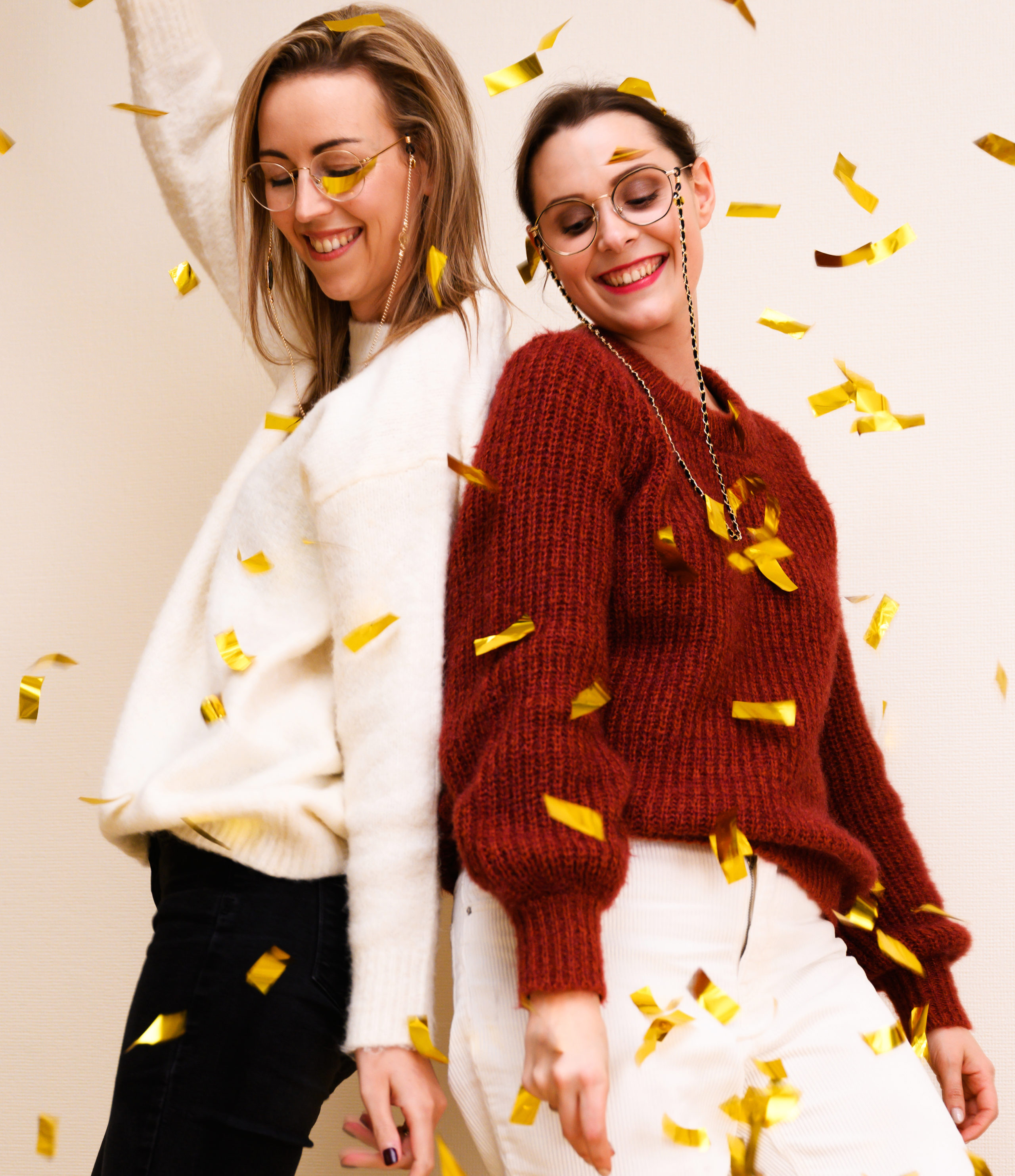 Lookbook Winter 2019: New year, new look • Frames and Faces