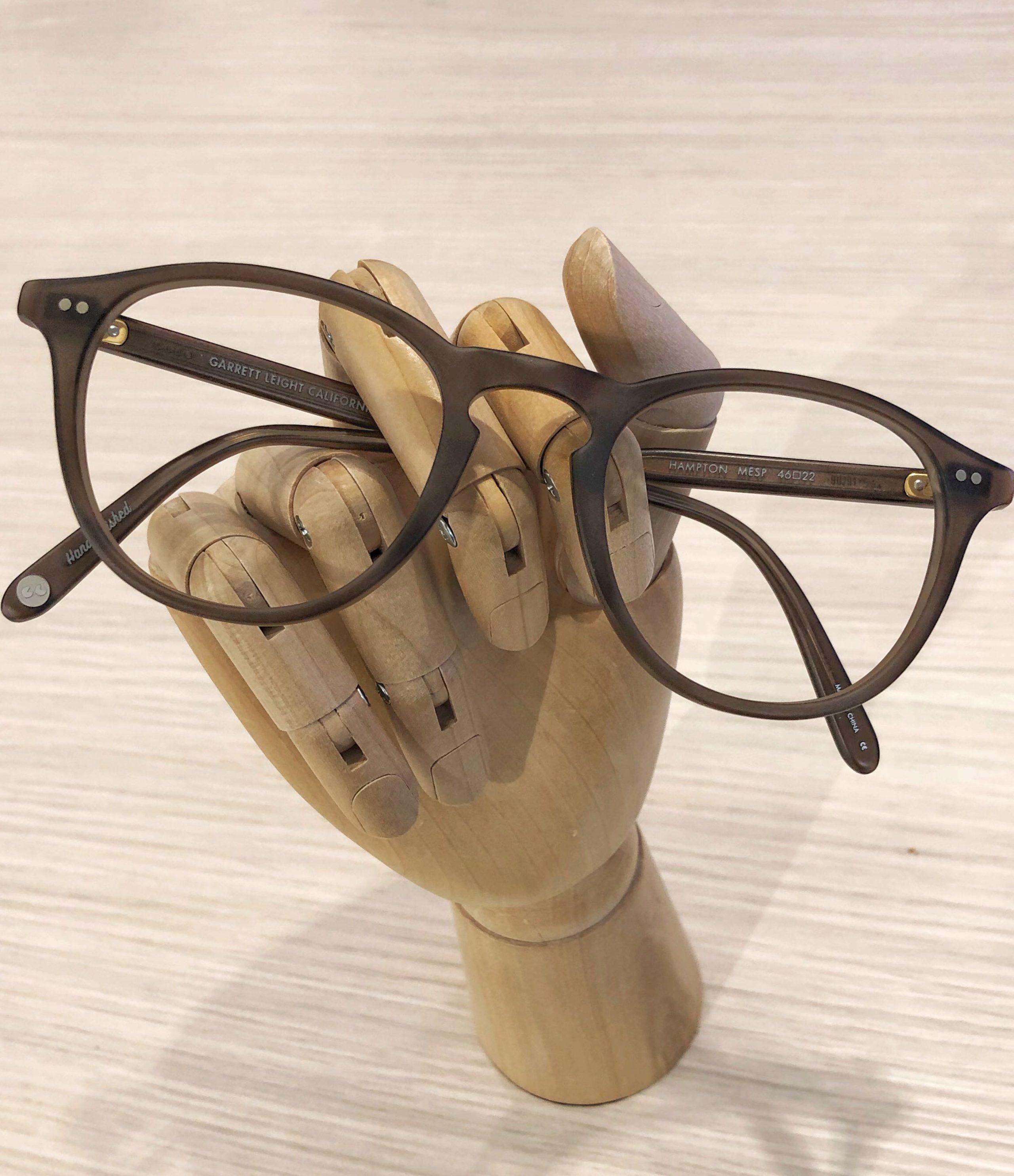 Garrett Leight brillen • optiek Frames and Faces Deinze