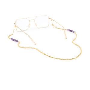 Coco Bonito - Gemstone purple sunnycord • Frames and Faces