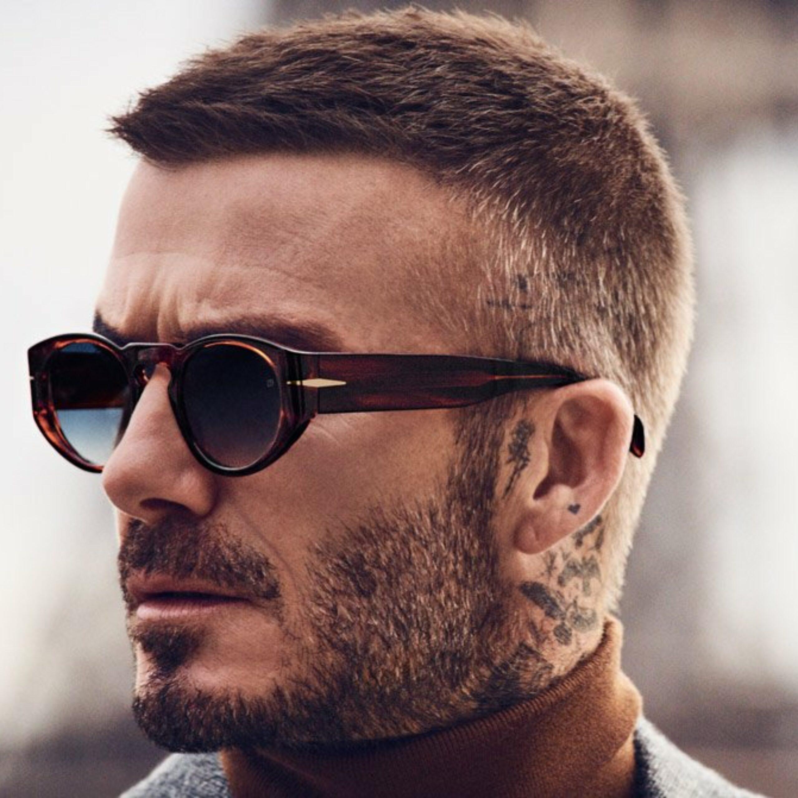 David Beckham eyewear • Frames and Faces Deinze