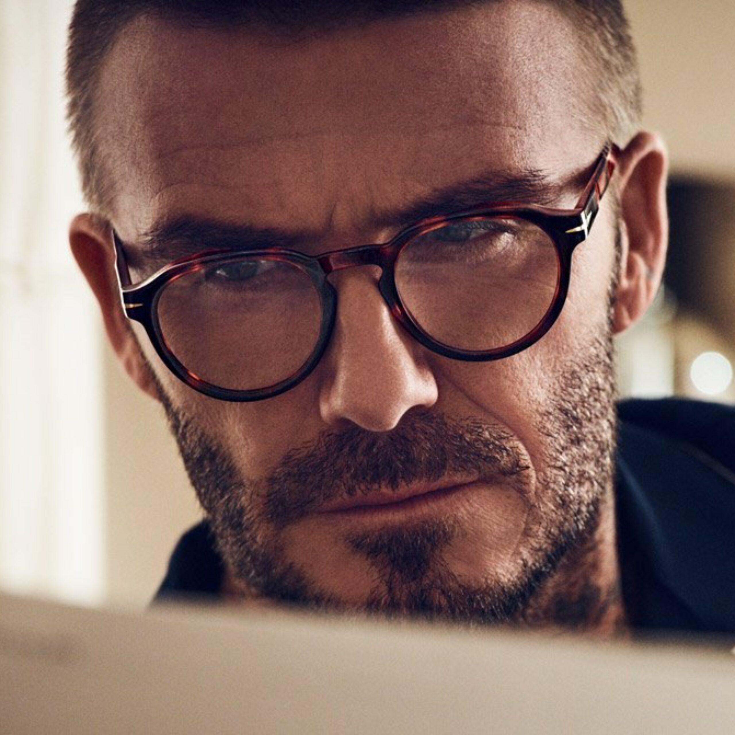 David Beckham eyewear - Frames and Faces