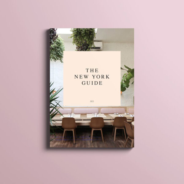 Petite Passport - the New York guide • Frames and Faces