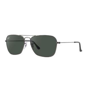 Ray-Ban eyewear - 3136 Caravan sunglasses • Frames and Faces