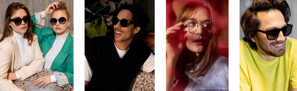 Lookbook zomer 2021: brillen en zonnebrillen • Frames and Faces Deinze