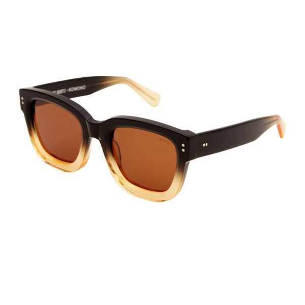 Komono eyewear x East Dust- The walther 76 sunglasses • Frames and Faces