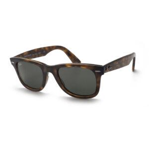 Ray-Ban - 4340 Wayfarer havana bruine zonnebril • Frames and Faces
