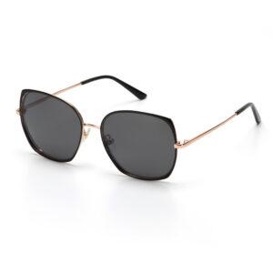 William Morris SU10050 zonnebril in het zwart • Frames and Faces
