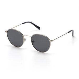 William Morris SU10060 zonnebril in het mat zilver • Frames and Faces