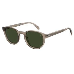David Beckham 1007S zwarte zonnebril • Frames and Faces