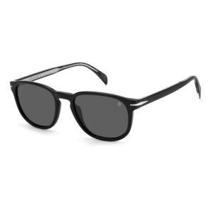 David Beckham 1070S zwarte zonnebril • Frames and Faces