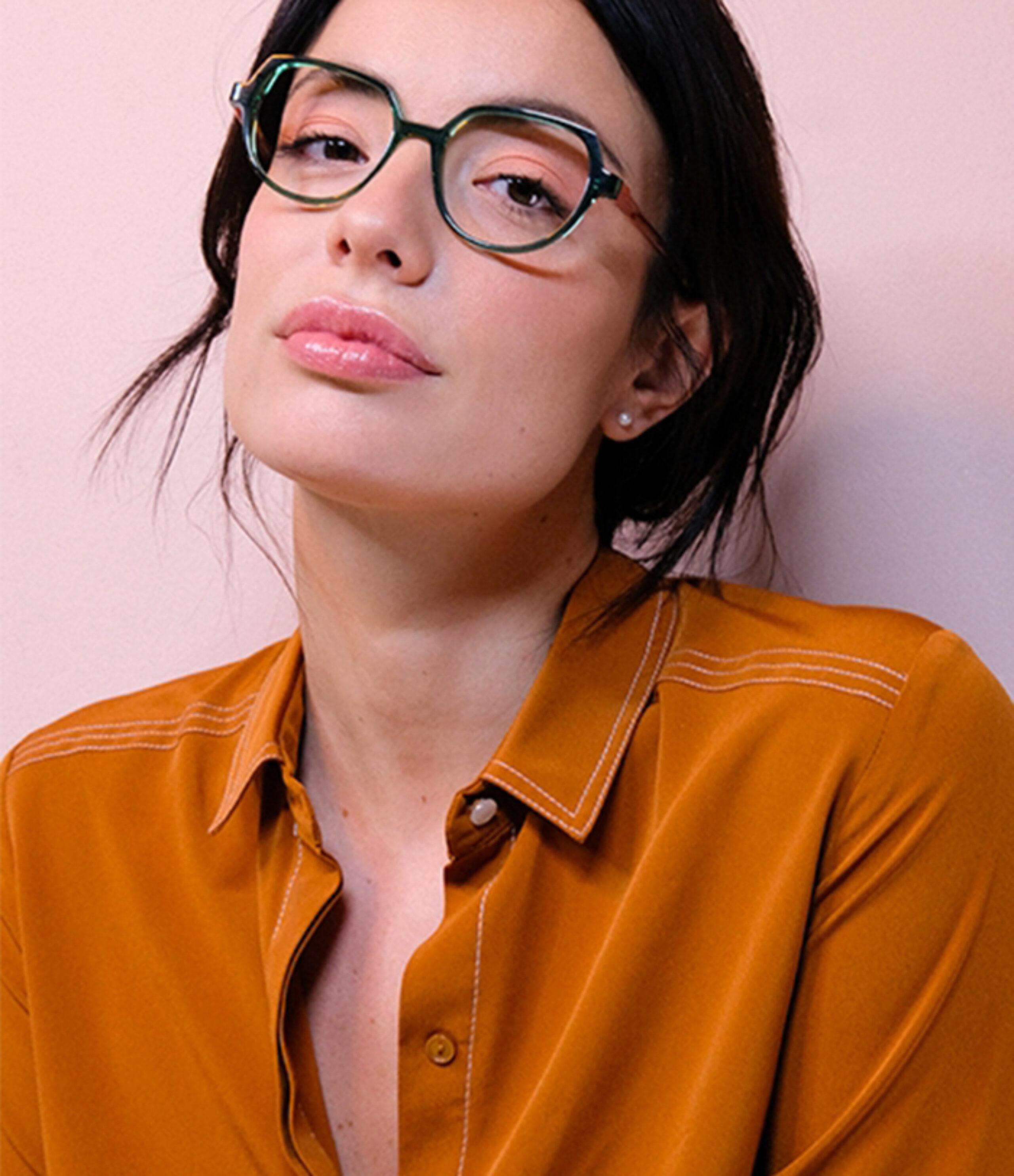 Blush brillen en zonnebrillen • optiek Frames and Faces Deinze